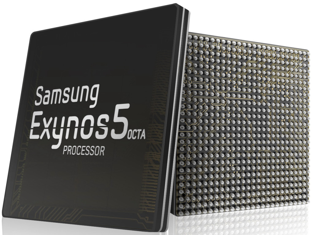 Exynos 5 Octa Core Processor Chip for Samsung Galaxy Note 3