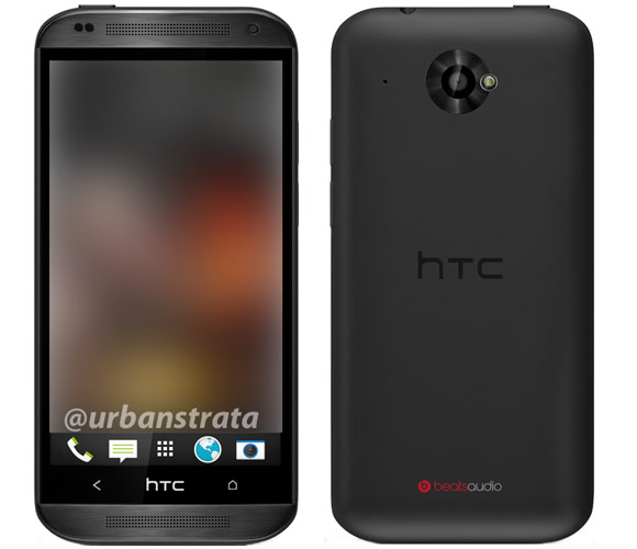 HTC Zara Desire 601 Leaked Images