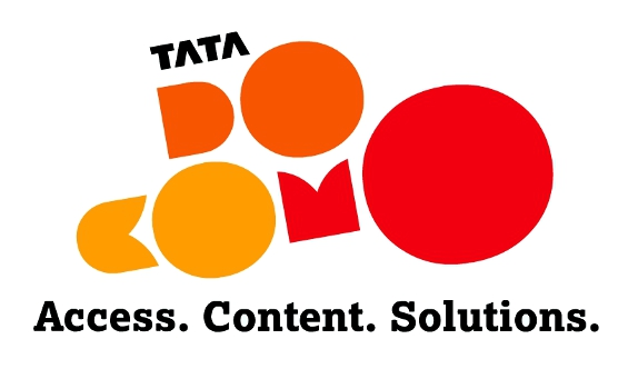 Tata Docomo Cellular Logo
