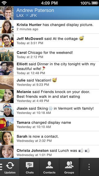 BlackBerry Messenger BBM iPhone Download