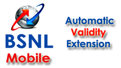 BSNL Automatic Plan Validity Extension