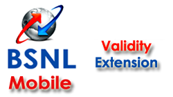 BSNL Validity Extend SMS Number