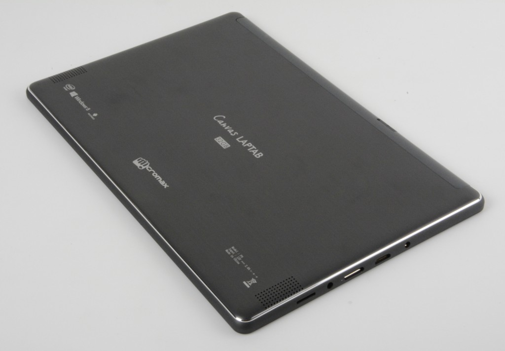 Micromax Canvas LapTab Closed Lid