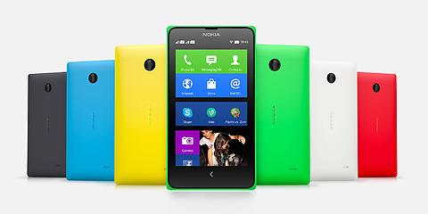 Nokia X Dual SIM India
