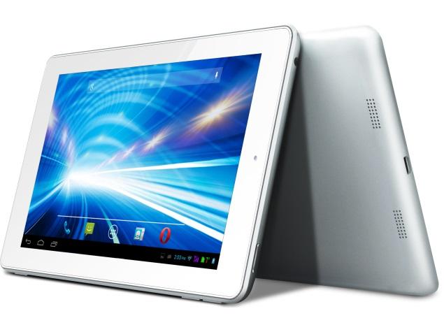 Lava Qpad E704 Tablet Front