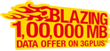 MTS Blazing 100000 3G Plus Offer