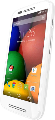 Moto E White India Specifcation Price