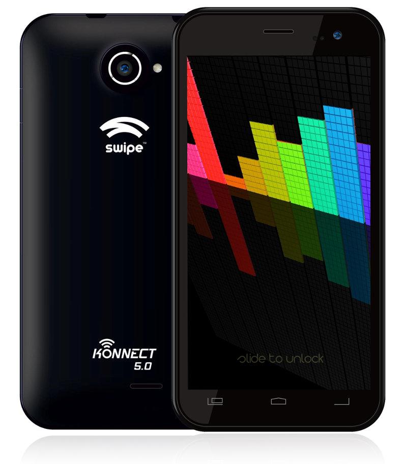 Swipe Konnect 5.0 Black
