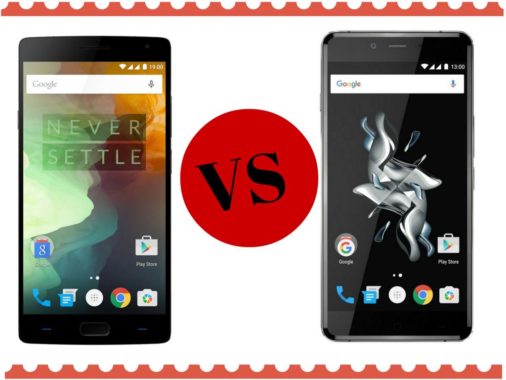 OnePlus 2 vs OnePlus X
