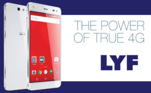 Buy Reliance LYF Flame and Wind Series Phone Online – Flipkart