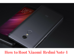 [EASIEST METHOD] [1-CLICK ROOT] How to Root Xiaomi Redmi Note 4 with PC