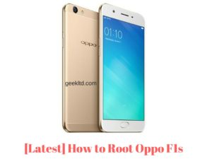 [100% Working 2017] How to Root Oppo F1s A1601