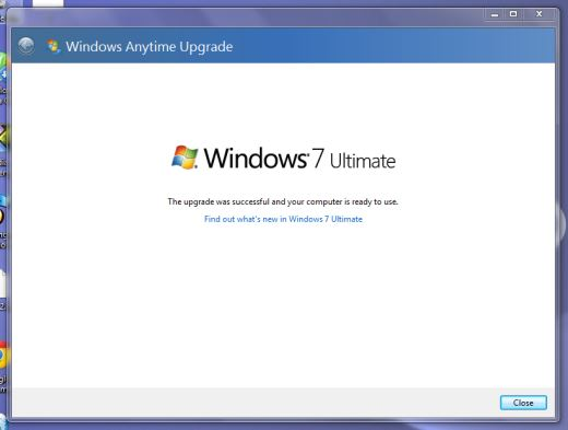 Free Anytime Windows 7 Upgrade Key Download